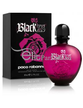 Paco Rabanne Black Xs női parfüm (eau de toilette) edt 80ml teszter