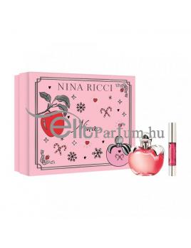 Nina Ricci Nina női parfüm szett (eau de toilette) Edt 50ml+ 2,5g Rúzs