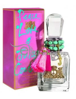 Juicy Couture Peace, Love and Juicy Couture női parfüm (eau de parfum) edp 100ml