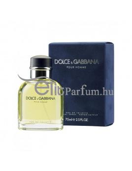 Dolce & Gabbana (D&G) pour Homme (Dark Blue) férfi parfüm (eau de toilette) edt 75ml