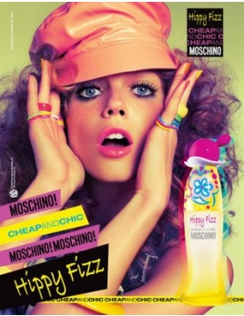 Moschino - Cheap & Chic Hippy Fizz (W)
