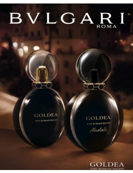 Bvlgari - Goldea The Roman Night Absolute (W)