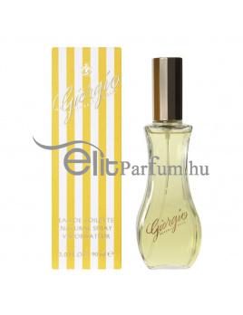 Giorgio Beverly Hills Giorgio (sárga) női parfüm (eau de toilette) edt 90ml