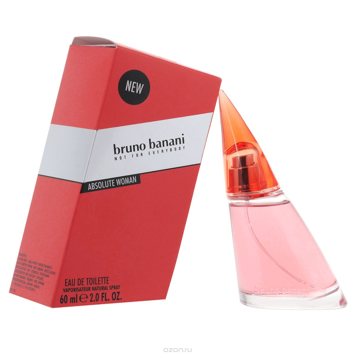 Bruno Banani Absolute Woman női parfüm (eau de toilette) Edt 20ml