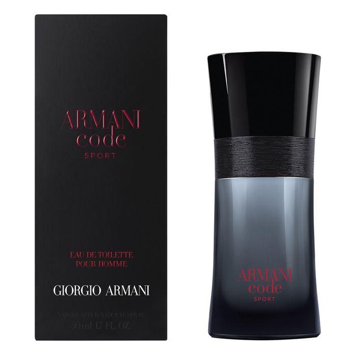 Giorgio Armani Code Sport férfi parfüm (eau de toilette) edt 50ml ... 6695f3a1f7