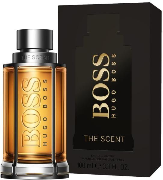 Hugo Boss Boss The Scent férfi parfüm (eau de toilette) Edt 100ml