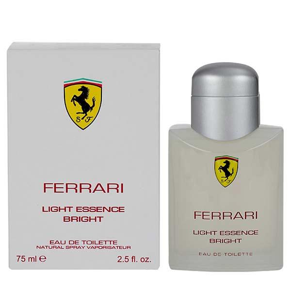Ferrari Light Essence Bright Unisex Parfüm Eau De Toilette Edt
