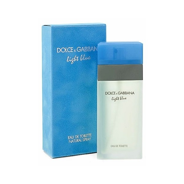 Dolce & Gabbana (D&G) Light Blue női parfüm (eau de toilette) edt 100ml