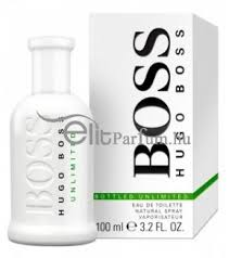 Hugo Boss Boss Unlimited (white) férfi parfüm (eau de toilette) edt 100ml